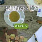 30 dages lån