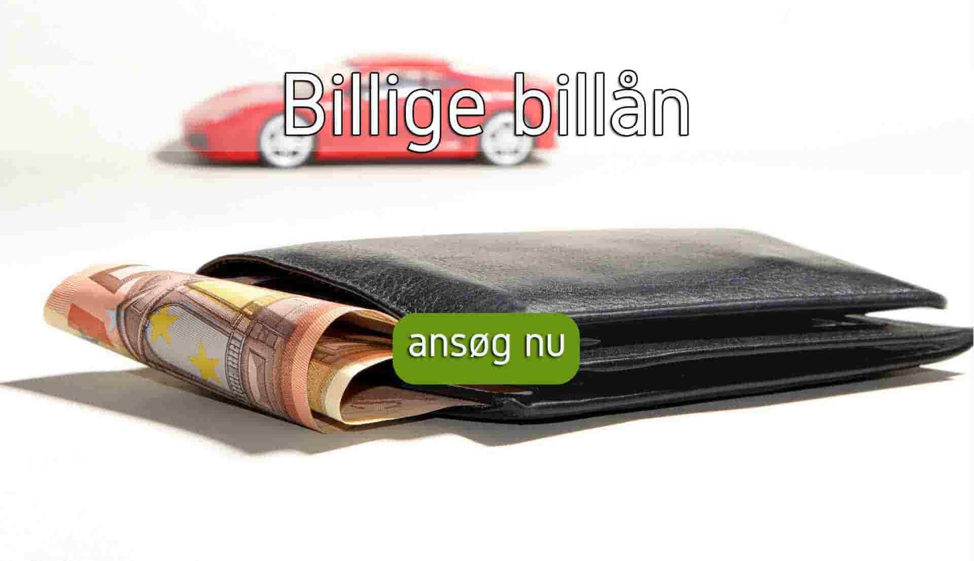 Lån penge billigt online. Renter fra 4.95% samt gratis kreditkort