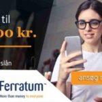 Ferratum lån