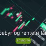 Gebyr og rentefri lån