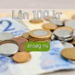 Lån 100 kr