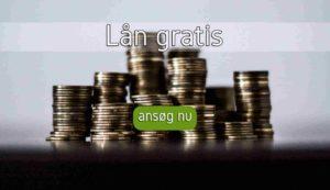 Lån gratis
