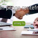 Lån penge rentefrit