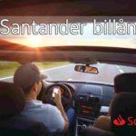 Santander billån