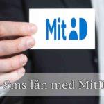 Sms lån med MitID