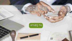 mobil lån